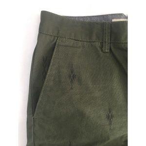 2554af8734 Vans Bottoms - VANS Boys B Dewitt Shorts Sz 28 16 Hunter Green